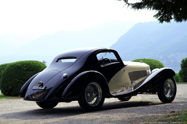 1933 Alfa Romeo 6C 1750 Gran Sport Coupe