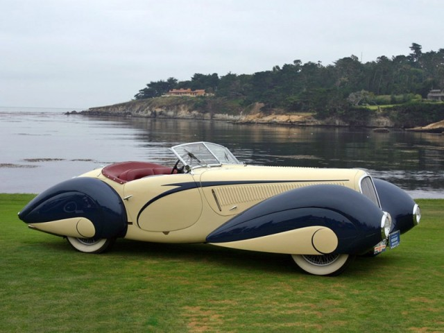 1937 Delahaye Type 135M
